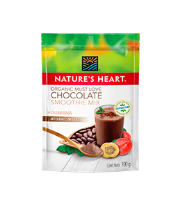 Organic Smoothie Mix Must Love Chocolate 100 g