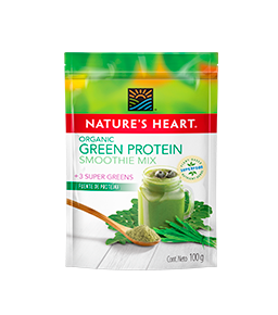 Organic Smoothie Mix Green Protein 100 g