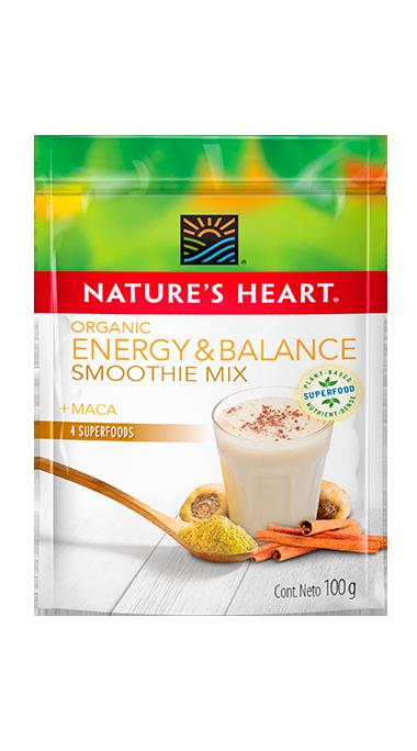 Organic Smoothie Mix Energy & Balance 100 g