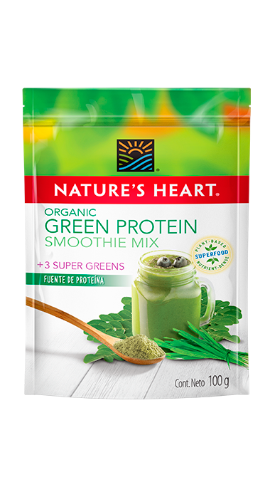 Organic Smoothie Mix Green Protein 100 g