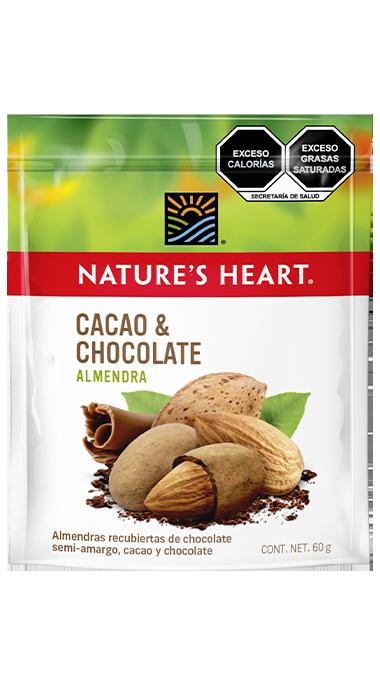 Chocolate Cover Almendra 60 g