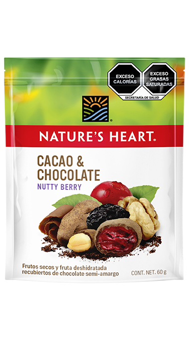 Chocolate Cover Nutty Berry 60 g