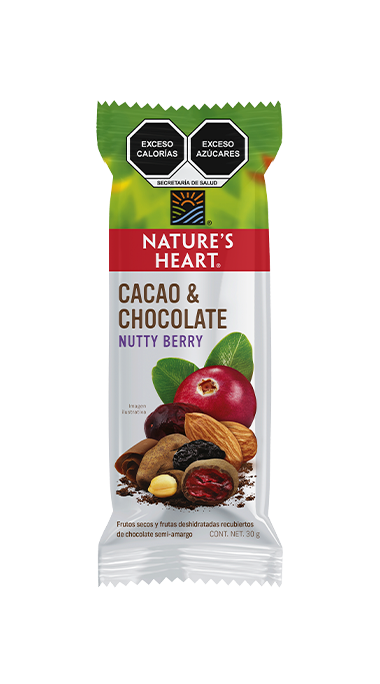 Chocolate Cover Nutty Berry 30 g
