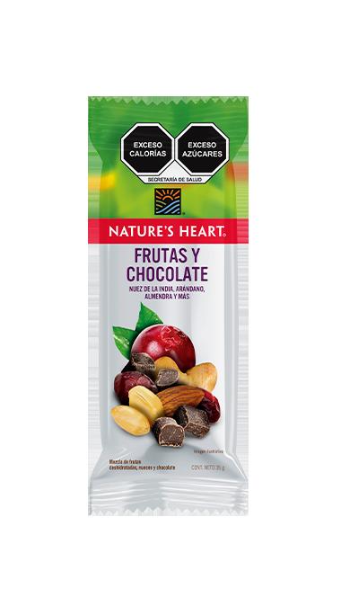 Frutas y Chocolate  35g