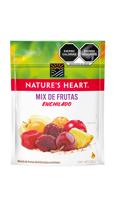 Mix de Frutas Enchilado sin azúcar 150 g