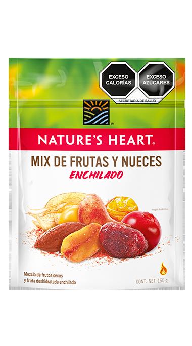 Mix de Frutas y Nueces Enchilado sin azúcar 150 g