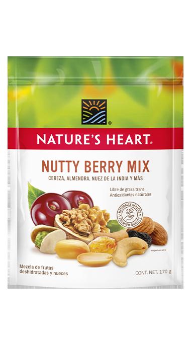 Nutty Berry Mix 170 g