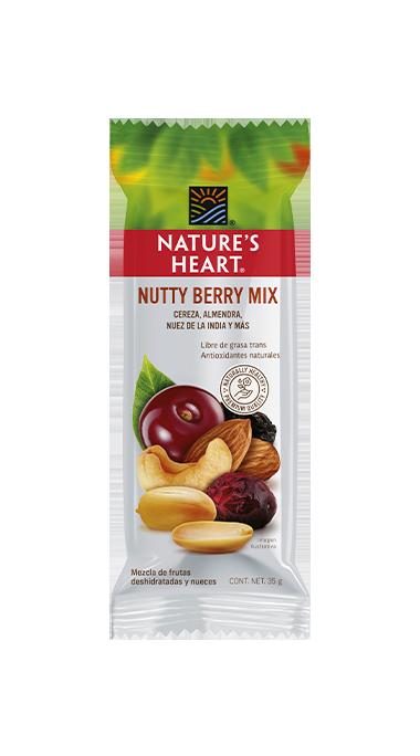 Nutty Berry Mix 35 g