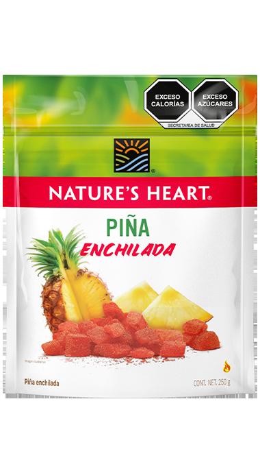 piña enchilada 250g Natures Heart
