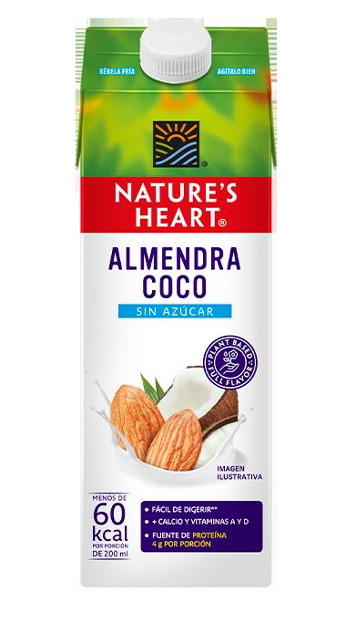 Bebida de Almendra & Coco sin azúcar 946 ml