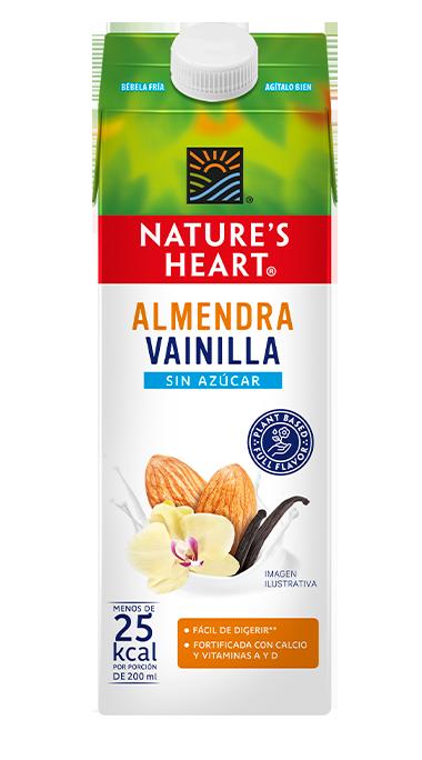 Bebida de Almendra Vainilla sin azúcar 946 ml