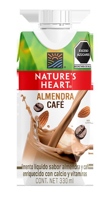 Bebida de Almendra + Café 330 ml
