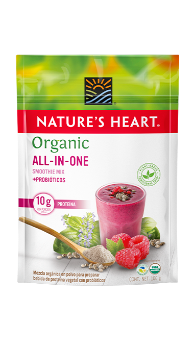 Organic Smoothie Mix All in One  100g