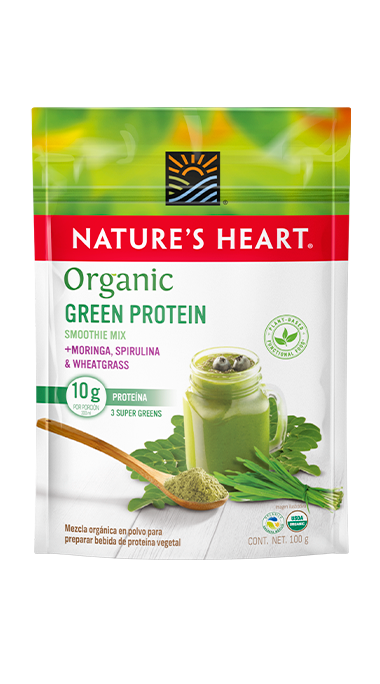 Organic Smoothie Mix Green Protein 100g