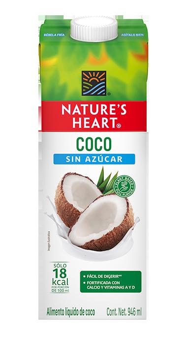 Bebida de Coco sin azúcar 946 ml