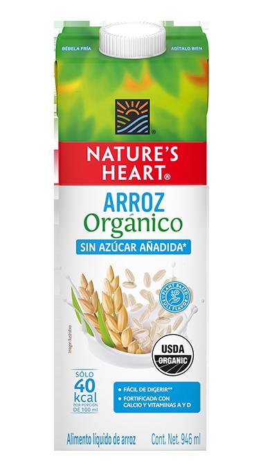 Bebida de Arroz orgánica 946 ml